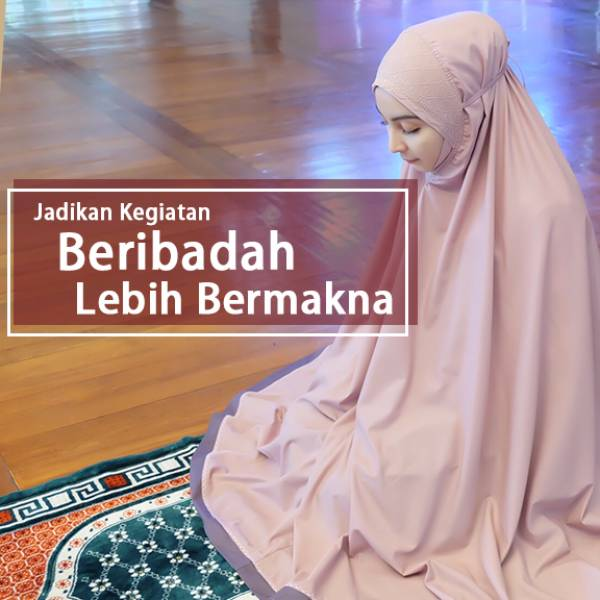 Siti Khadijah Mukena New Series Arissa