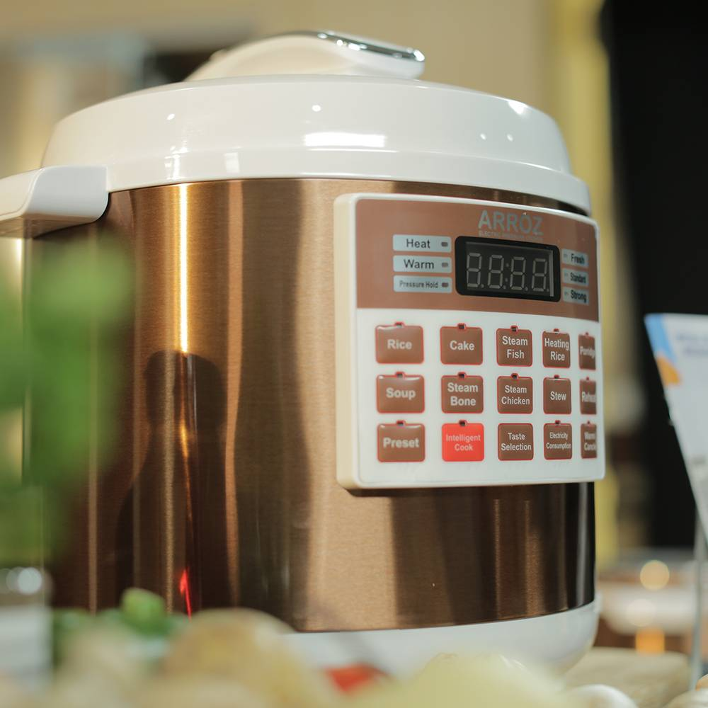 Arroz Pressure Cooker0