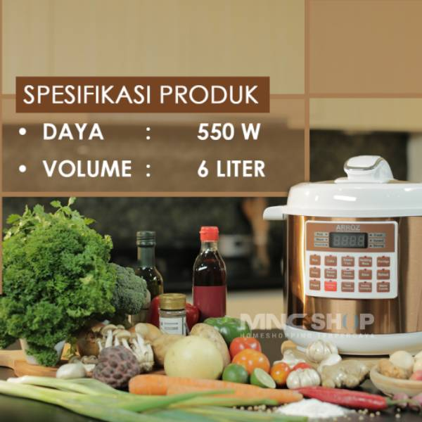 Arroz Pressure Cooker2