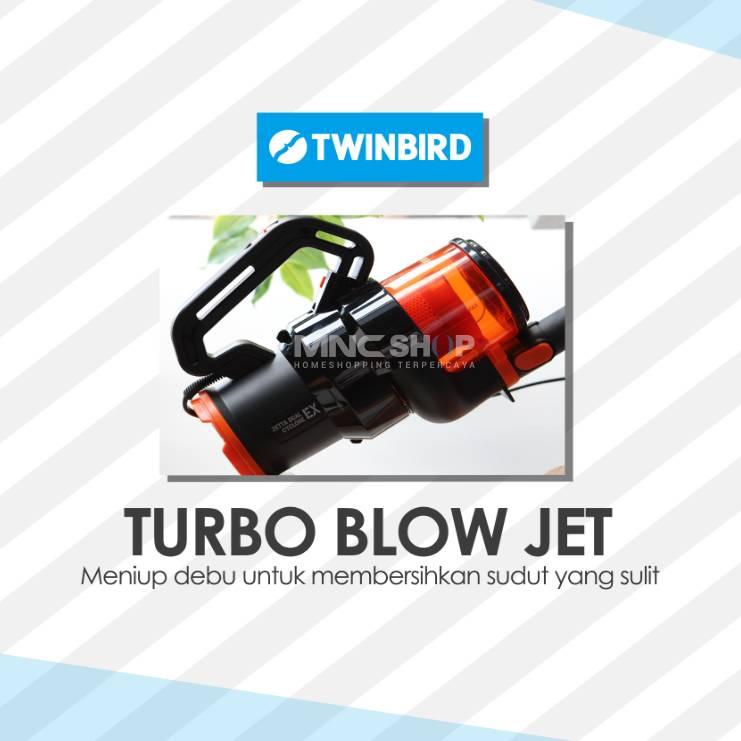 Twinbird Vacuum Cleaner V4