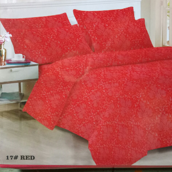 Sprei Hotel Warna 120 X 200 X 30 Bahan Katun Jepang