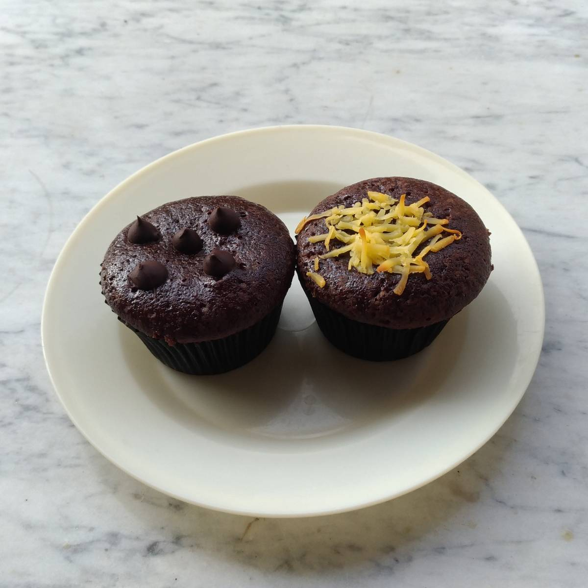 Brownies Cupcake (paket 2 Pieces)0