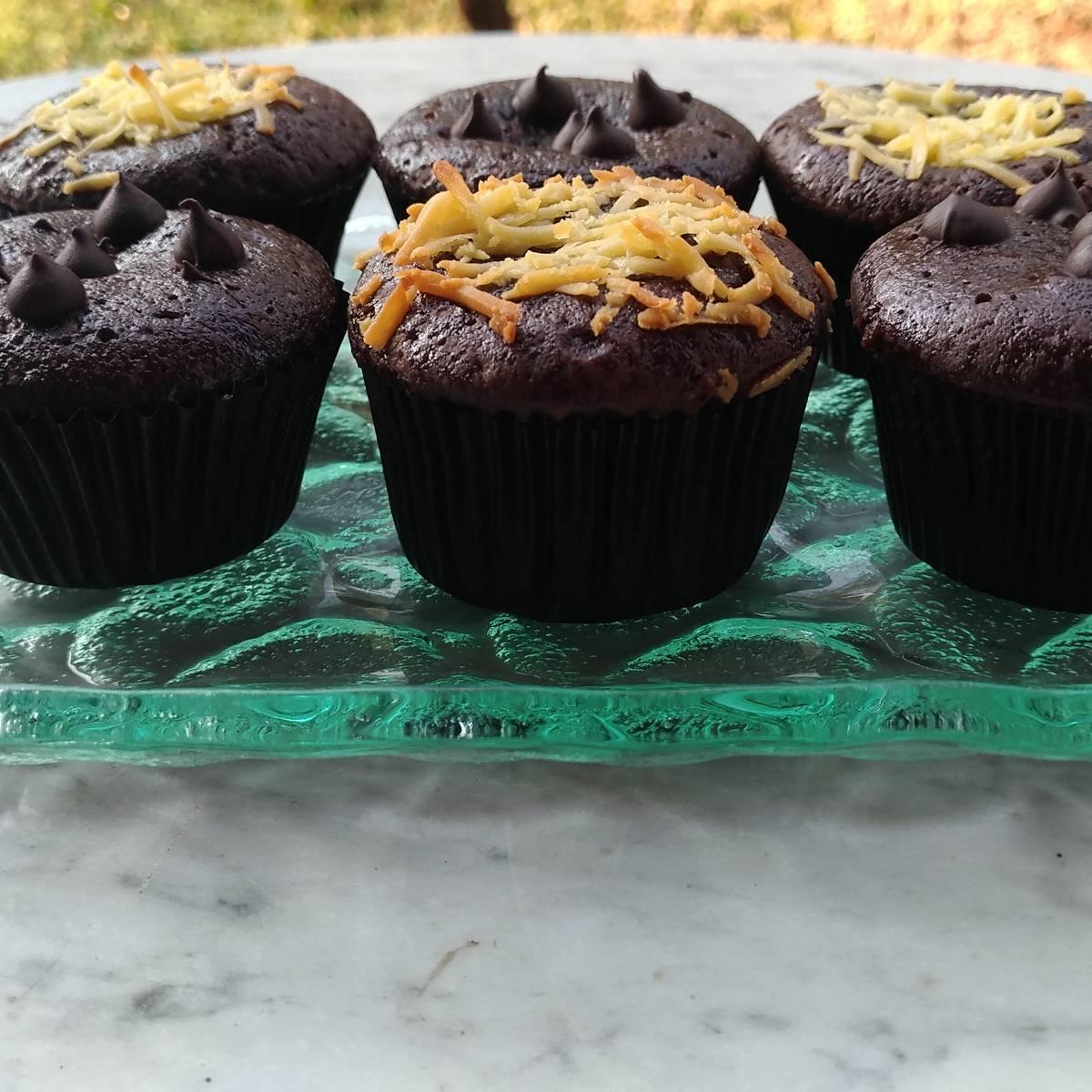 Brownies Cupcake (paket 6 Pieces)3