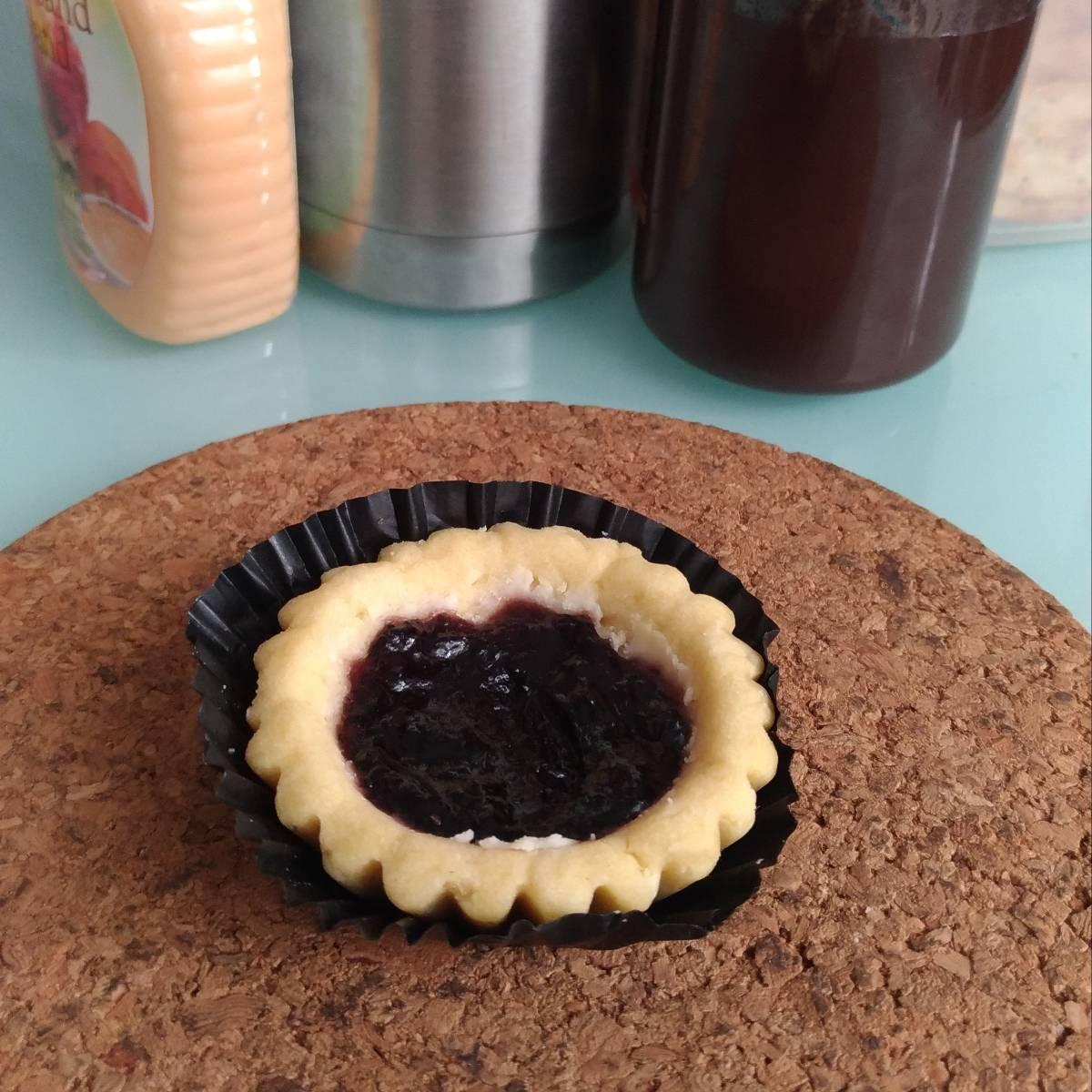 Mini Pie Blueberry Original Crust (paket 3 Pieces)3