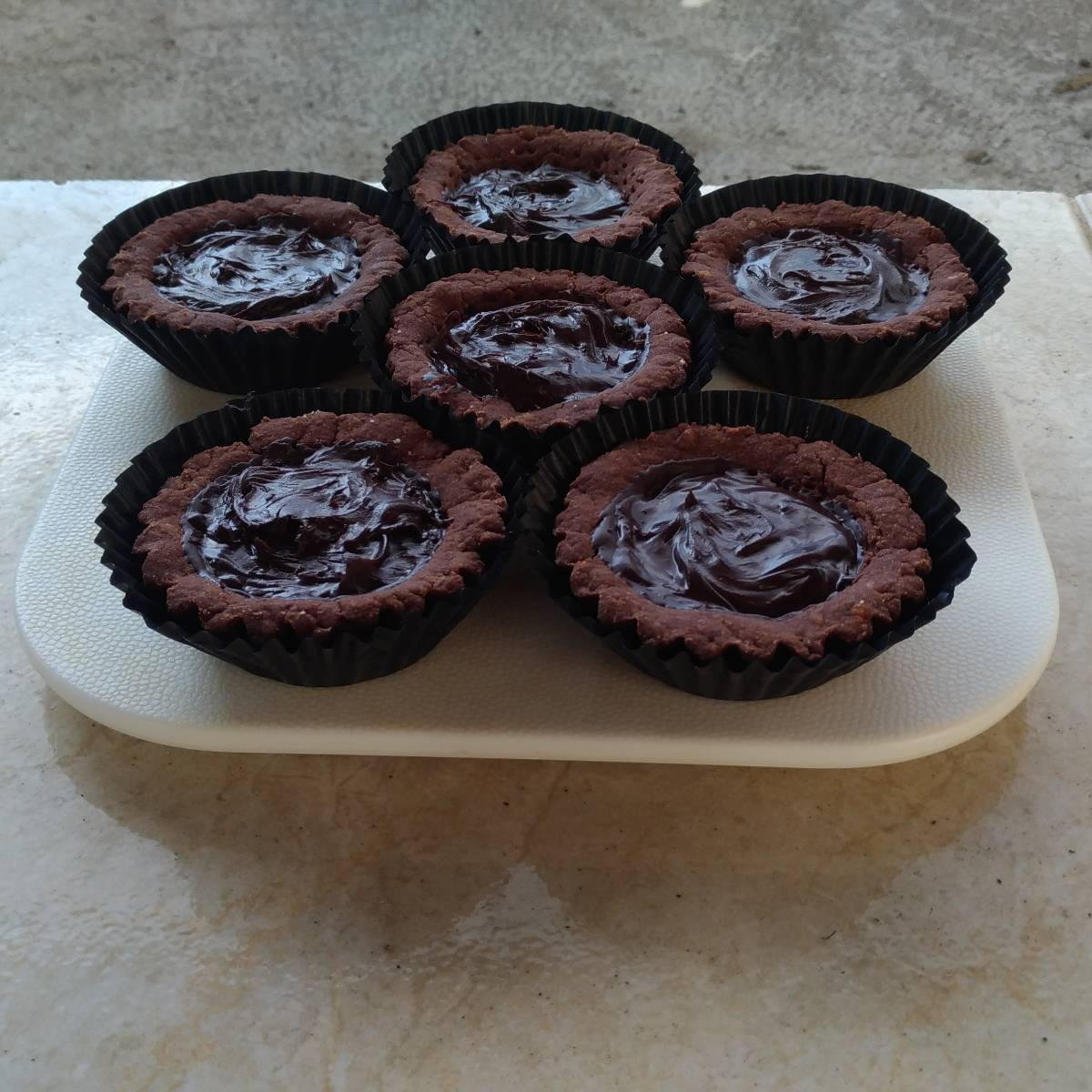 Mini Pie Chocolate Crust(paket 6 Pieces)3