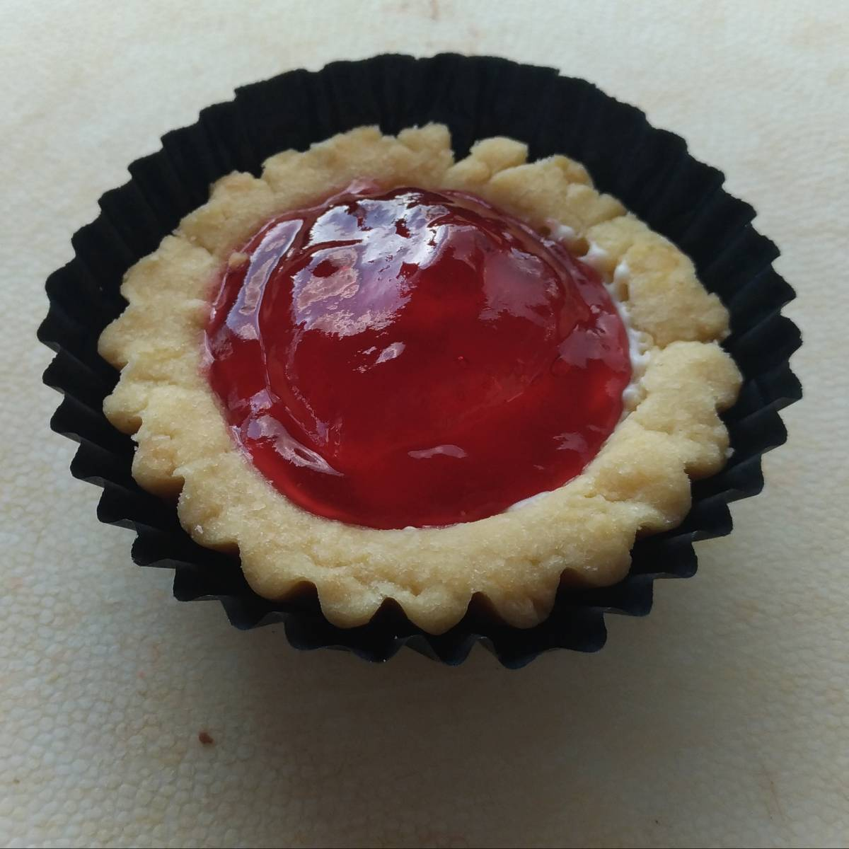 Mini Pie Strawberry Original Crust With Topping(4 Pieces)1