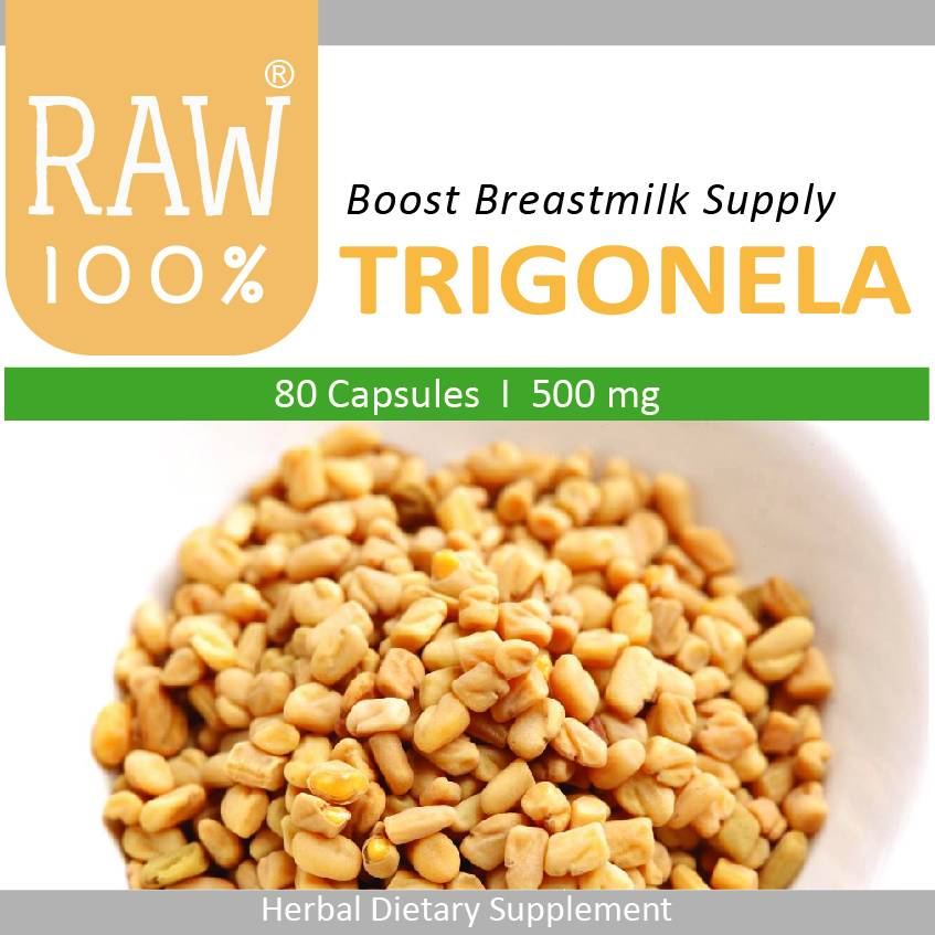 Raw100 - Trigonela / Boost Breastmilk Supply