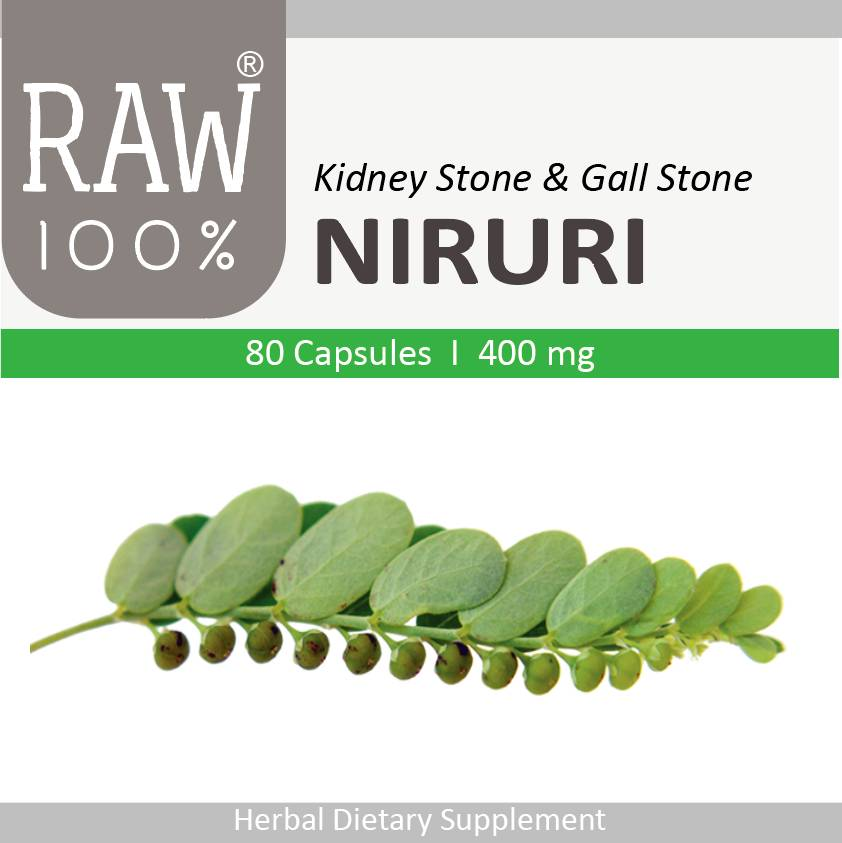 Raw100 - Niruri / Hepatitis, Gall & Kidney Stone
