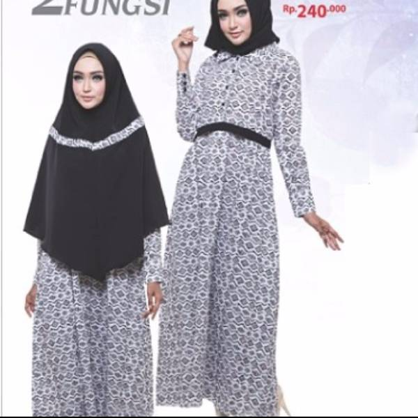 Gamis Syar'i Tys 461