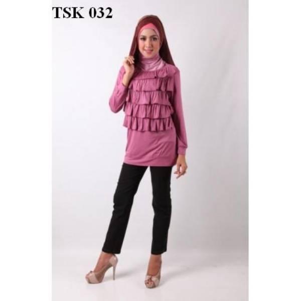 Blus Kaos Tsk 0321