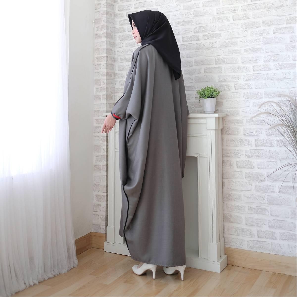 Gamis Muslim Kaftan Toyusin Tys 6242