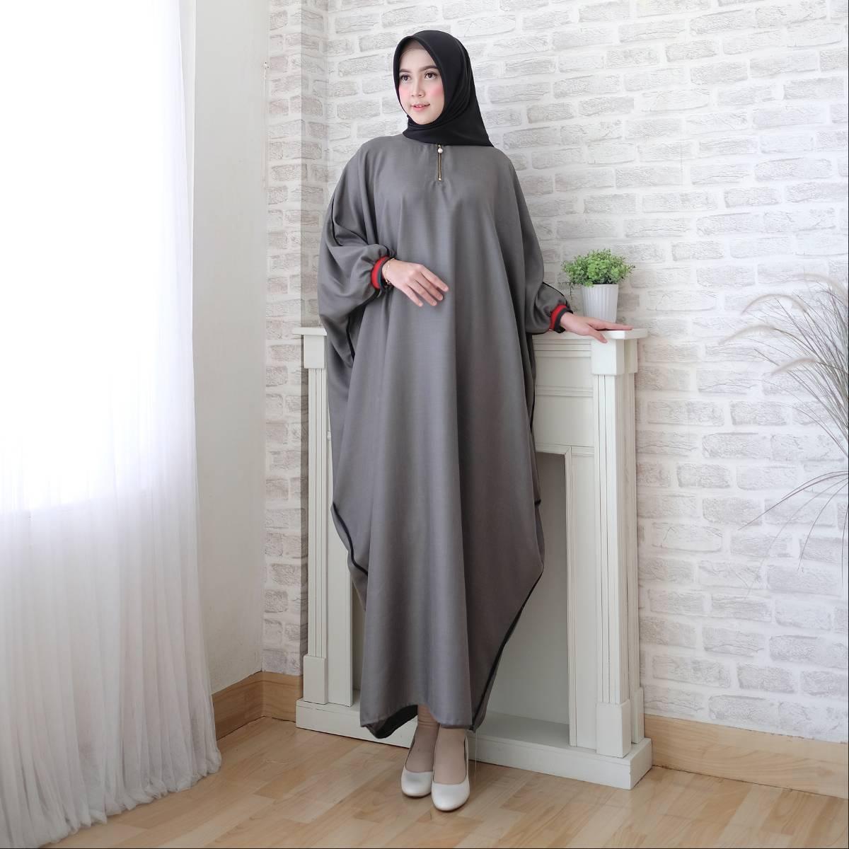 Gamis Muslim Kaftan Toyusin Tys 6243