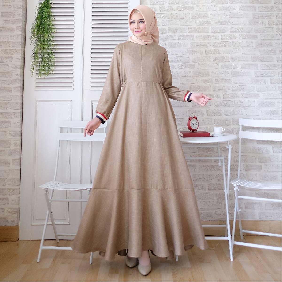 Gamis Muslim Toyusin Tys 6221