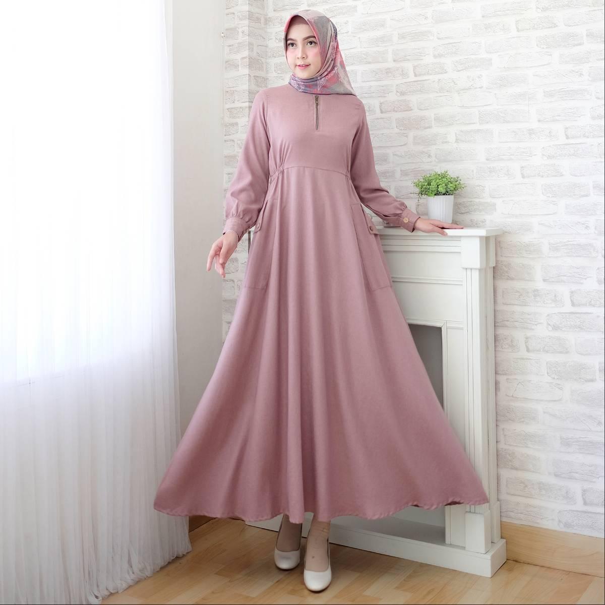 Gamis Muslim Toyusin Tys 6051