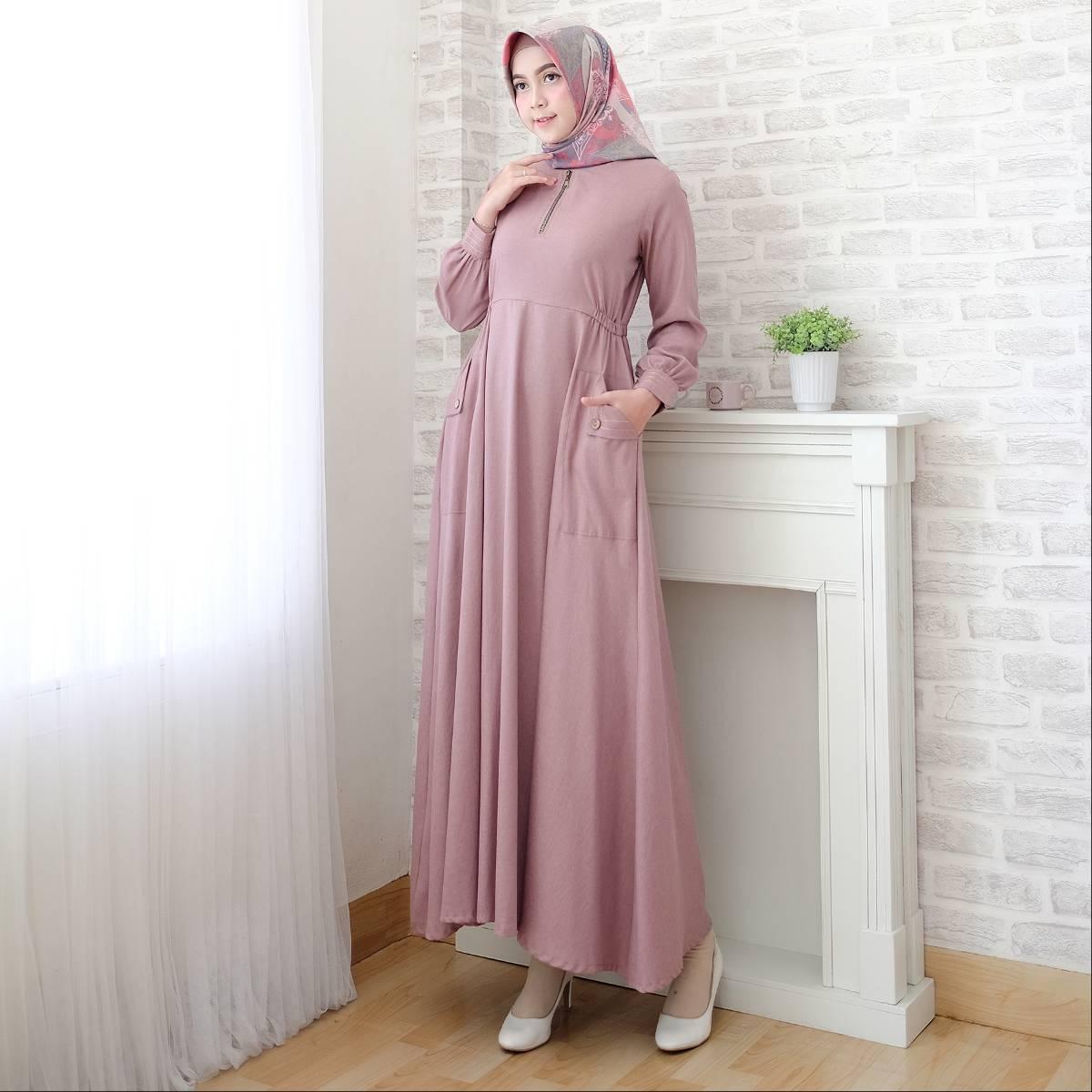 Gamis Muslim Toyusin Tys 6052