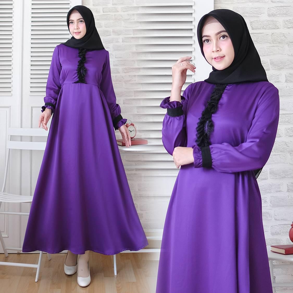 Gamis Muslim Toyusin Tys 602