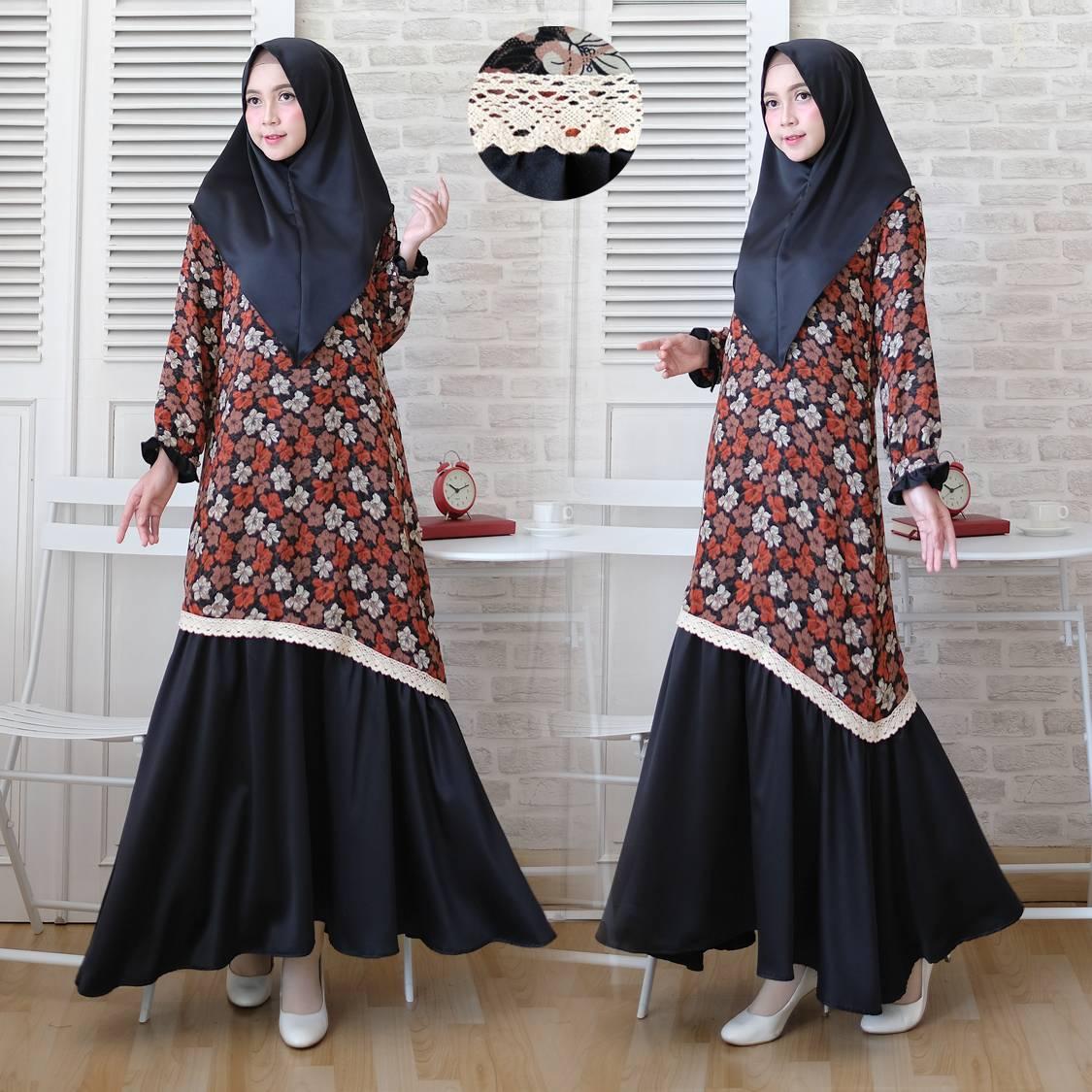 Gamis Muslim Toyusin Tys 595