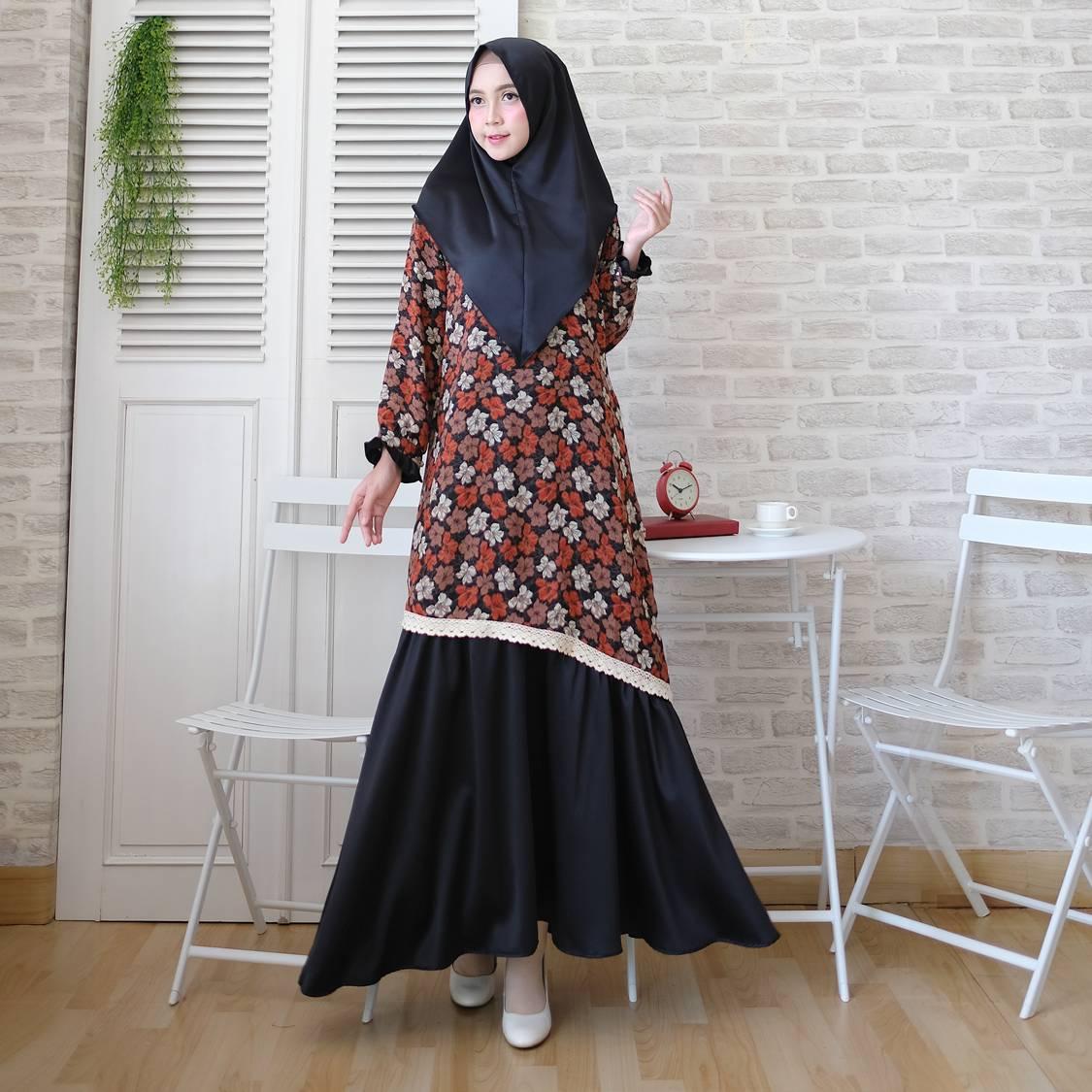 Gamis Muslim Toyusin Tys 5951
