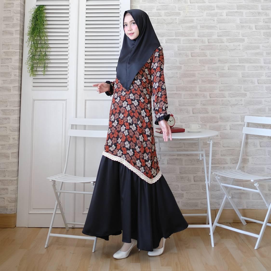 Gamis Muslim Toyusin Tys 5952