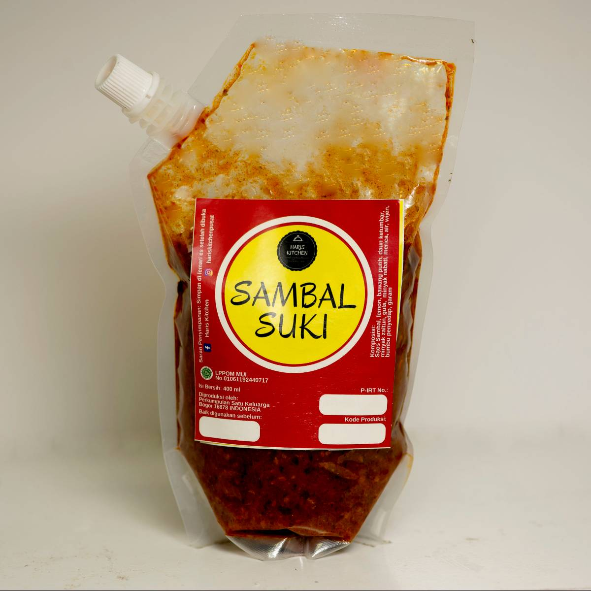 Sambal Suki Pouch