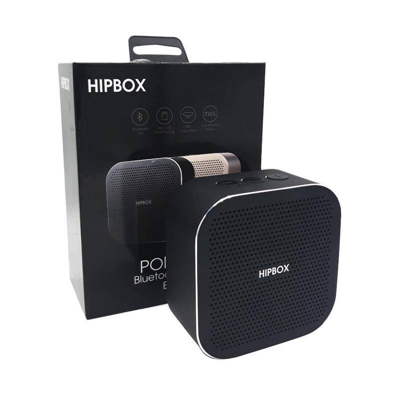 Hip Box Bluetooth Speaker Bx-180