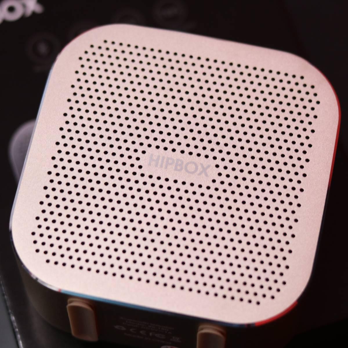 Hip Box Bluetooth Speaker Bx-1804