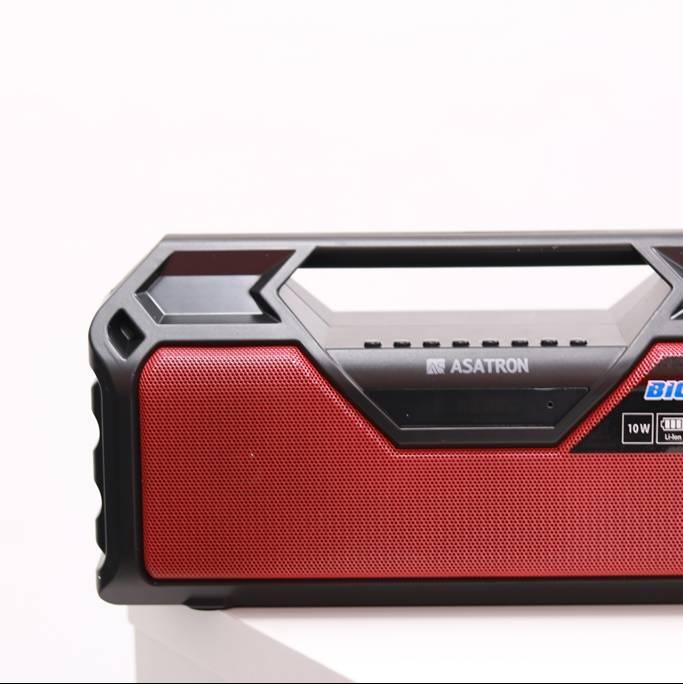 Portable Speaker Asatron R1712 Usb0