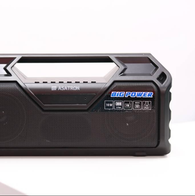 Portable Speaker Asatron R1712 Usb1