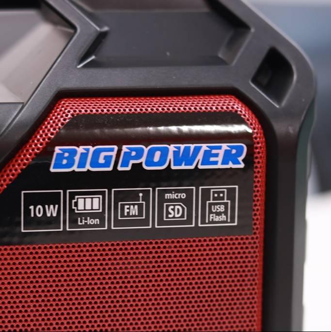 Portable Speaker Asatron R1712 Usb2