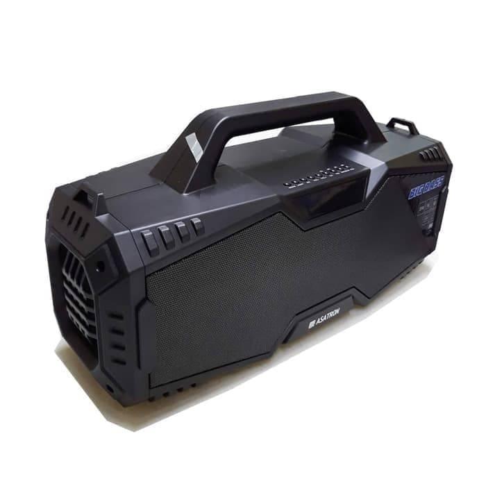 Speaker Bluetooth Asatron R-1718 Usb Stereo.1