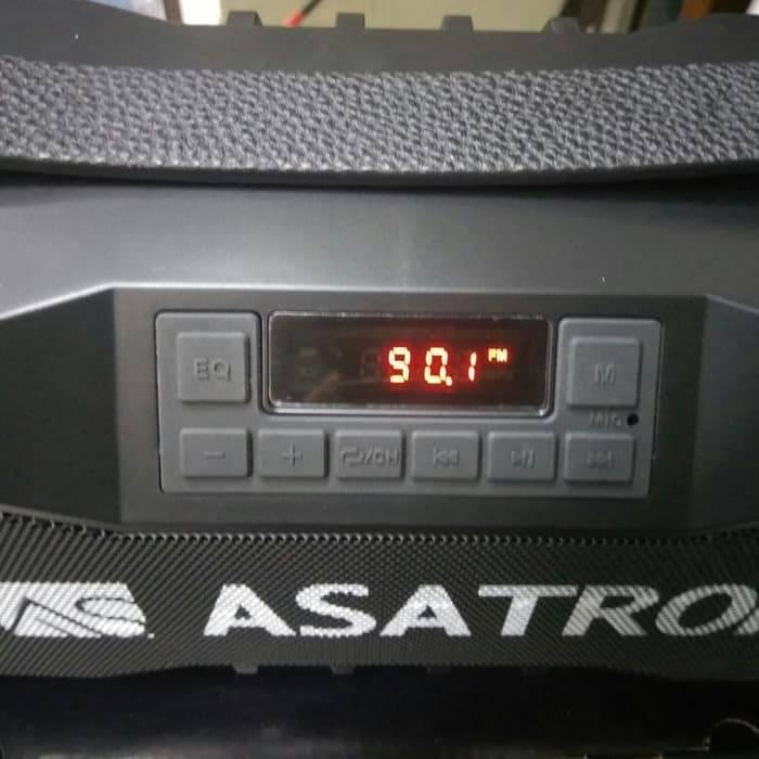 Speaker Bluetooth Asatron R - 1720 Usb Stereo.2