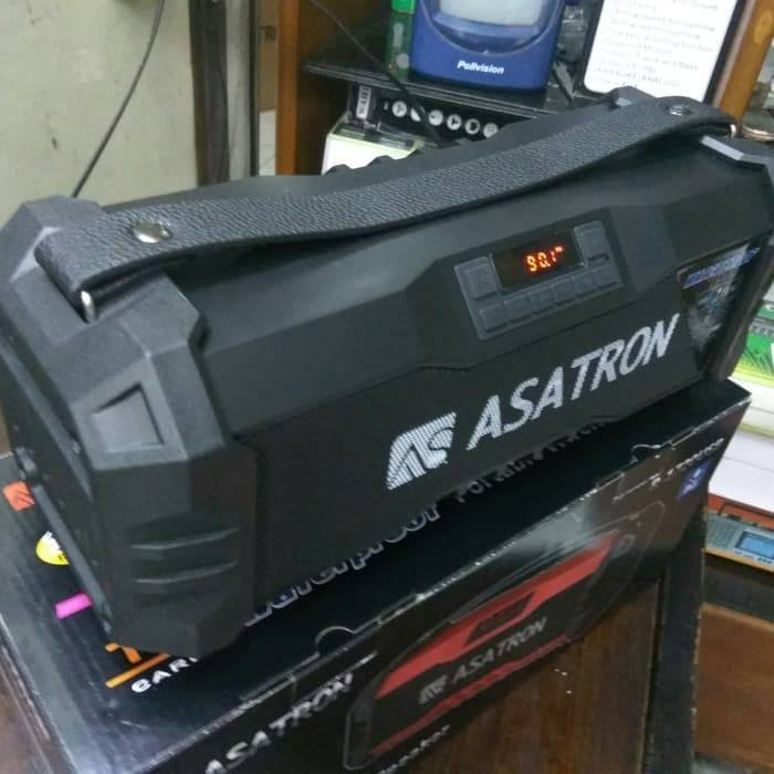 Speaker Bluetooth Asatron R - 1720 Usb Stereo.3