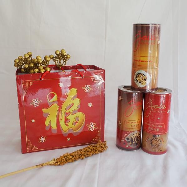 Chinese New Year Snack (paket Hoki 5 Packs)2