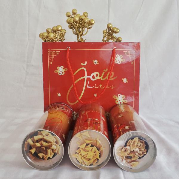 Chinese New Year Snack (paket Hoki 5 Packs)3