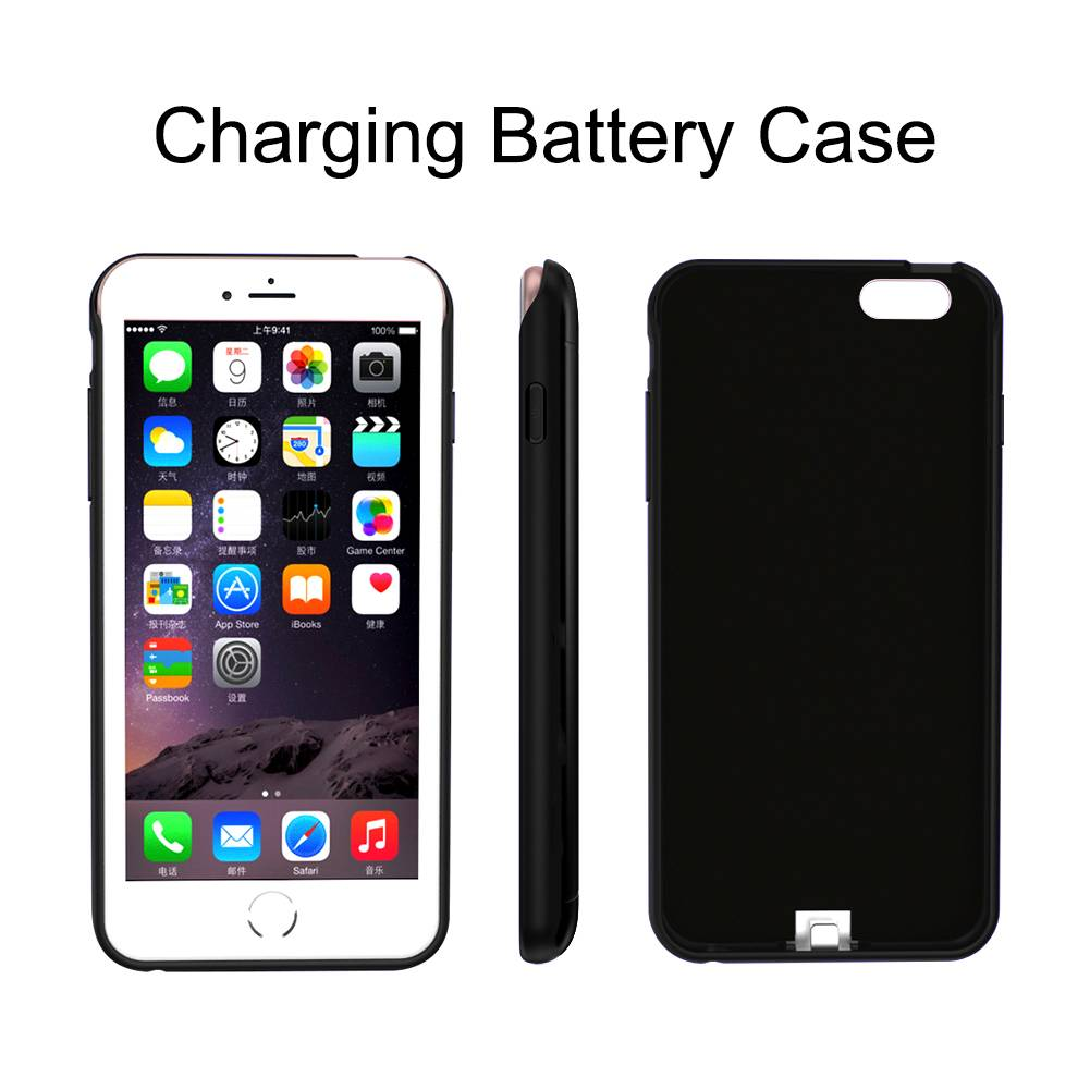 Powerbank Wireless Power Case Iphone 6/6s/7/8 5500mah Veight V1014