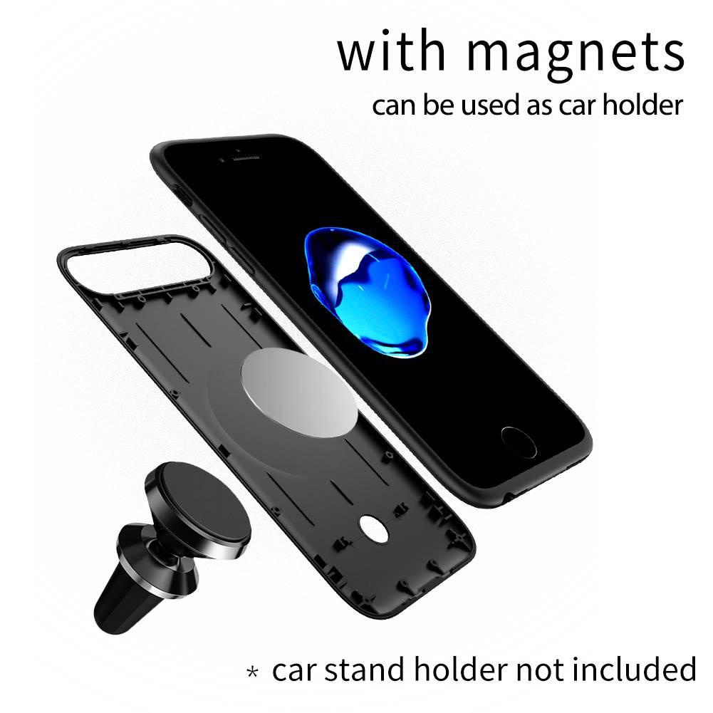 Power Bank Wireless Power Case Iphone 6+/6s+/7+/8+ 7500mah Veight V1044