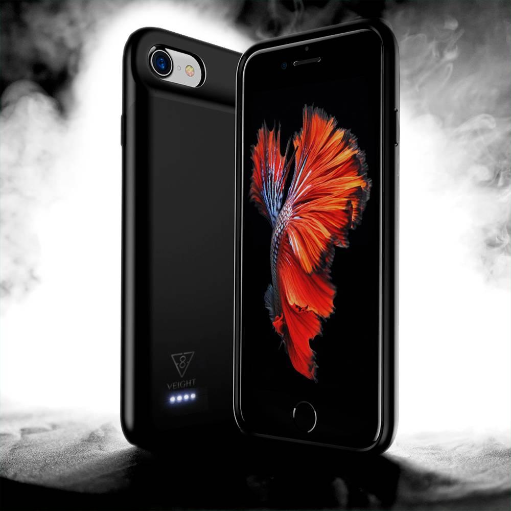Powerbank Wireless Power Case Iphone 6+/6s+/7+/8+ 8000mah Veight V1061