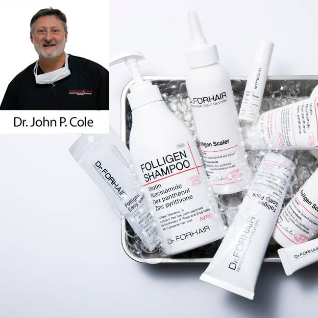 Shampo Korea - Dr.forhair Folligen Shampoo & Folligen Scalp Pack2