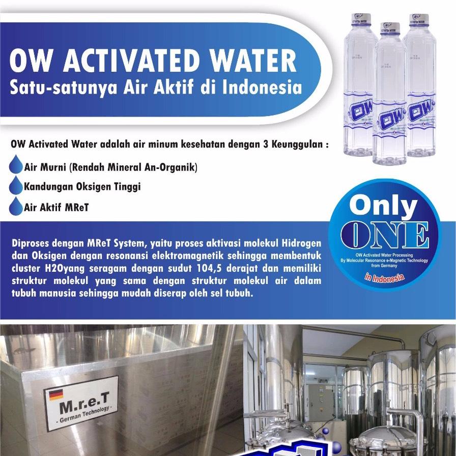 Air Minum Oxxy Water 1(satu) Kotak2