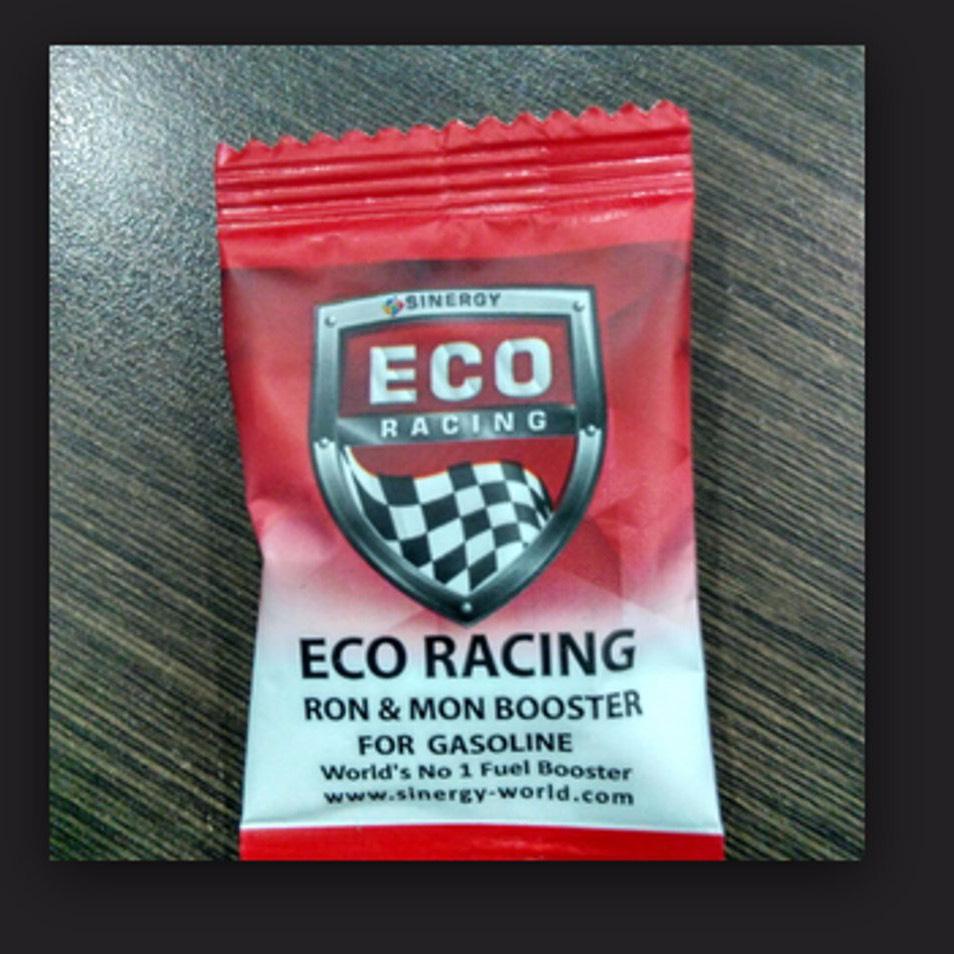 Eco Racing Mobil Bensin 1pack Isi @10 Sachet Original1
