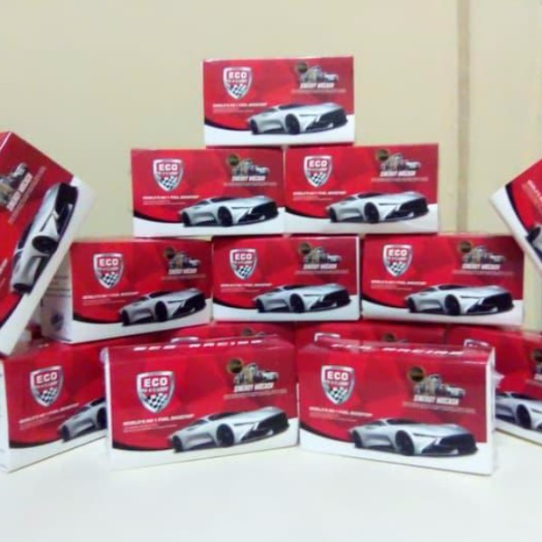 Eco Racing Mobil Bensin 1pack Isi @10 Sachet Original2