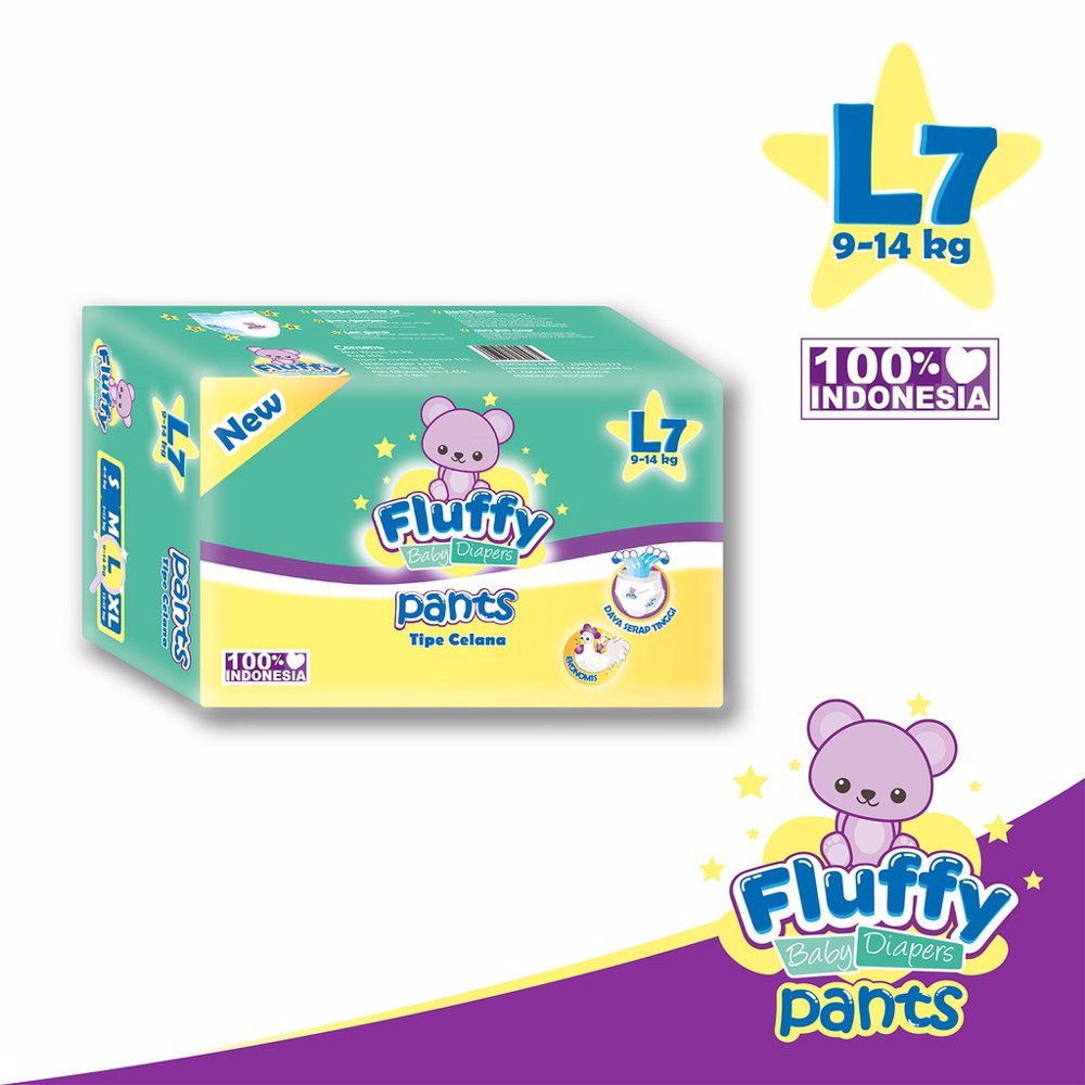 Fulffy Baby Pants L7 Isi@7pcs