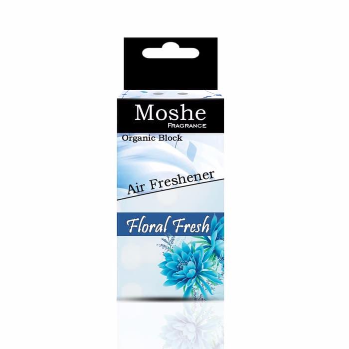 MOSHE AIR FRESHNER / PENGHARUM MOBIL & RUANGAN / AROMA FLORAL FRESH