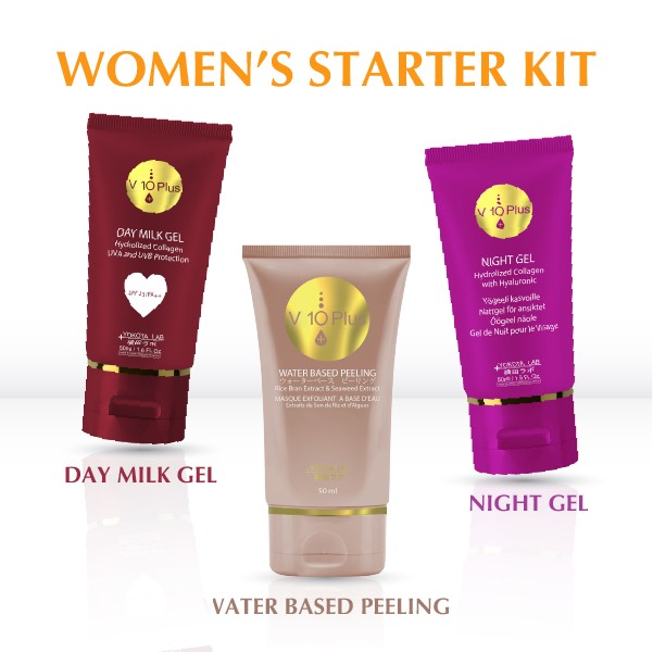 V10 Plus Women's Starter Kit