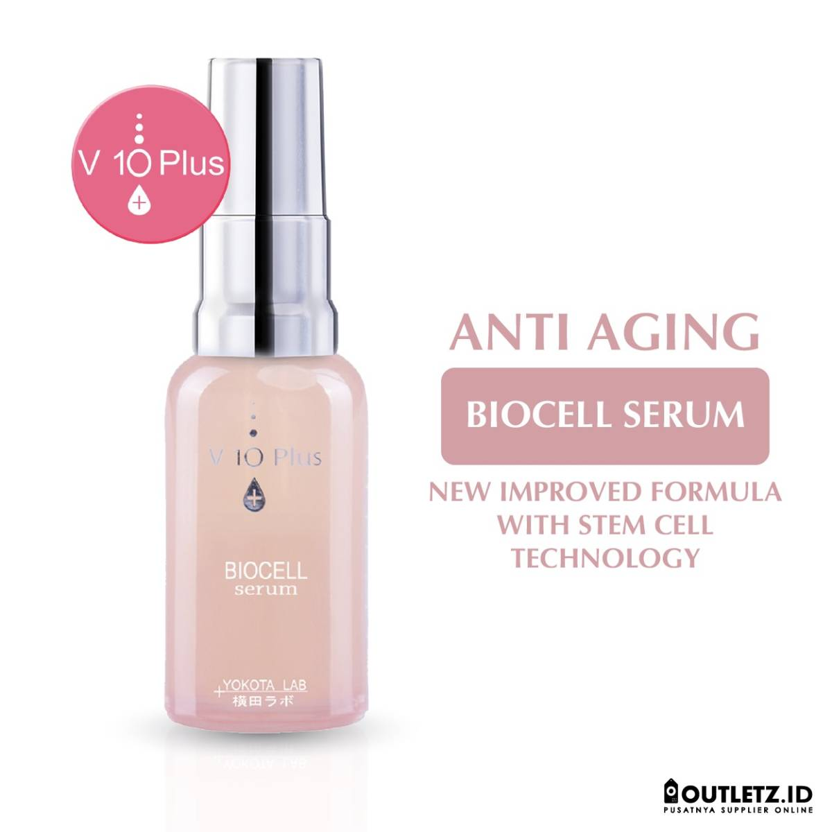 V10 Plus Biocell Serum