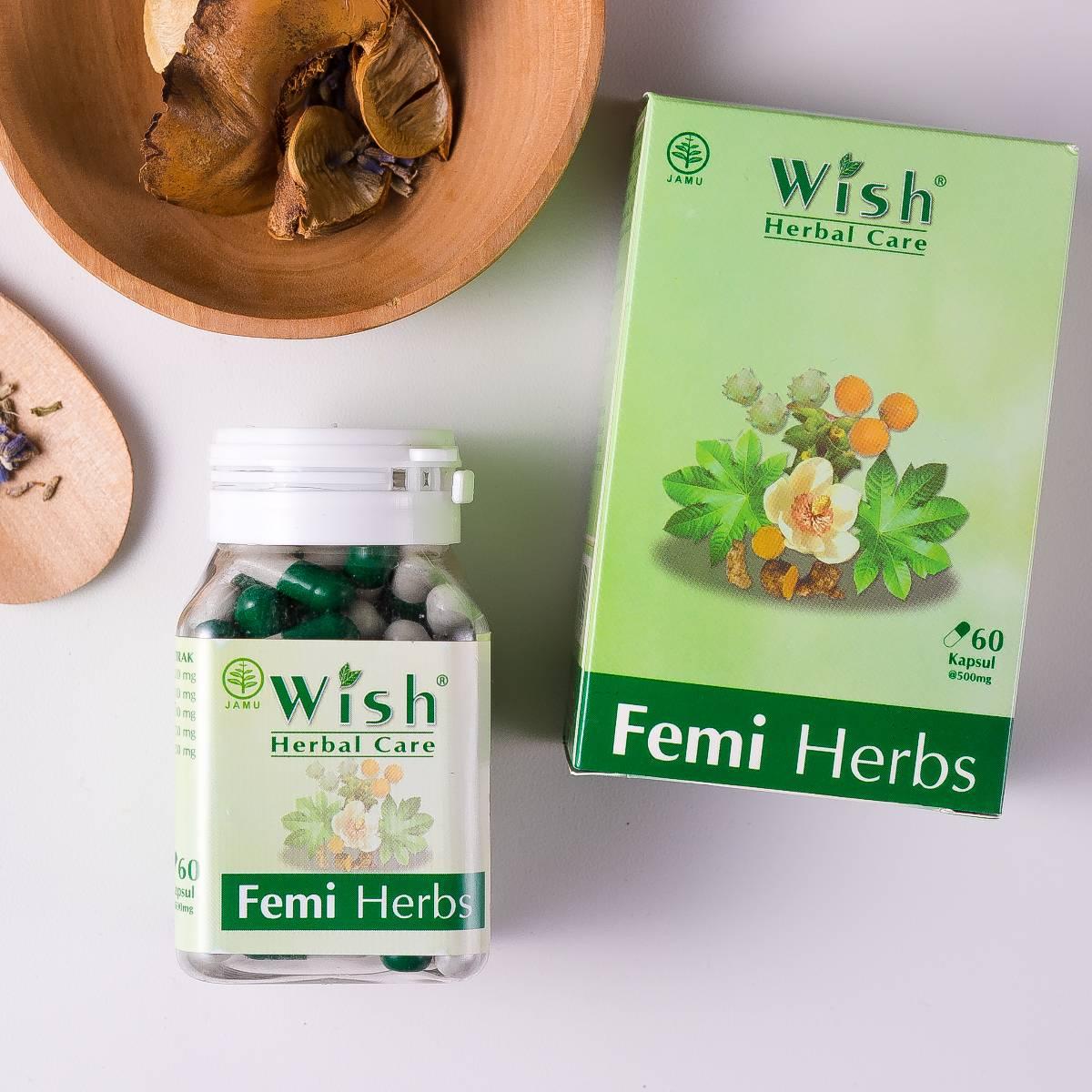 Femmi Herbs (capsule)
