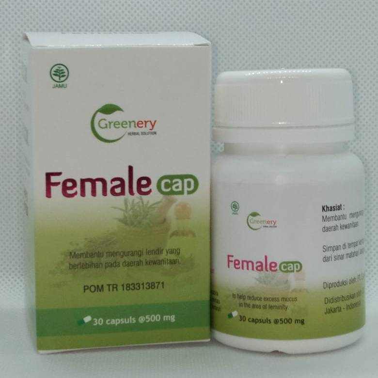 Herbal Kewanitaan Female Greenery0