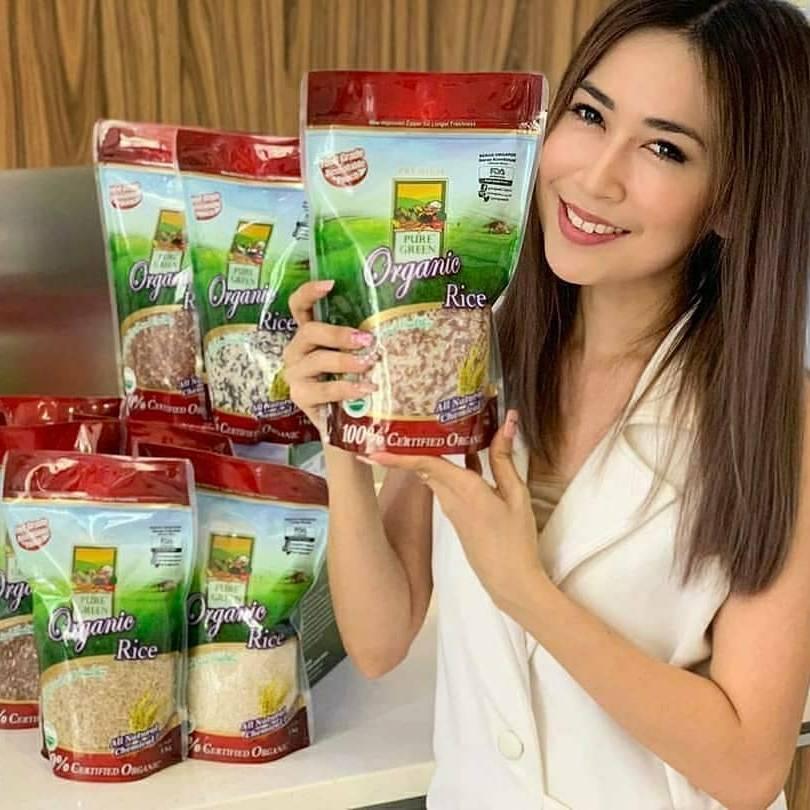 Beras Organik Pure Green Organic Beras Hitam 1kg2