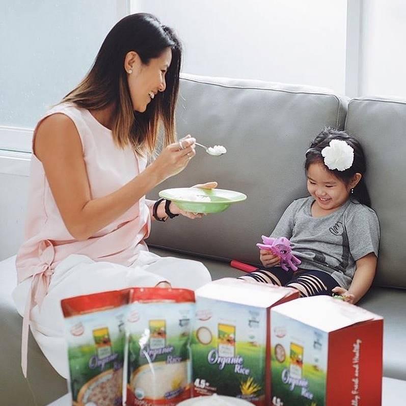 Beras Organik Pure Green Organic Beras Kombinasi 1 Kg - Khusus Gojek/grab Jakarta4