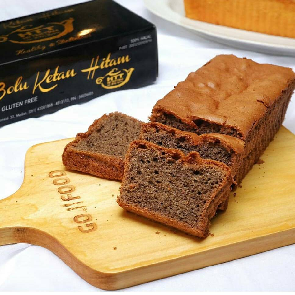 Bolu Mr Tea (glutinous Cake) Gluten Free1